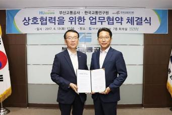 Busan Transportation Corporation - KOTI MOU