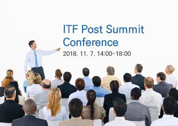 2018 ITF Post Summit Conference in Seoul